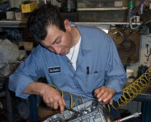 Dr. Vasken at Work